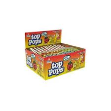 Tops Pops Strawberry