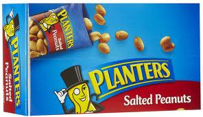 Planters 1oz Salted